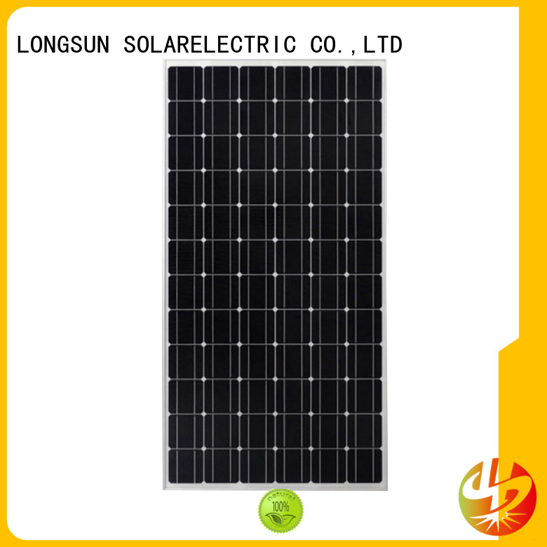 Longsun reliable high quality solar panel series for lamp power supply