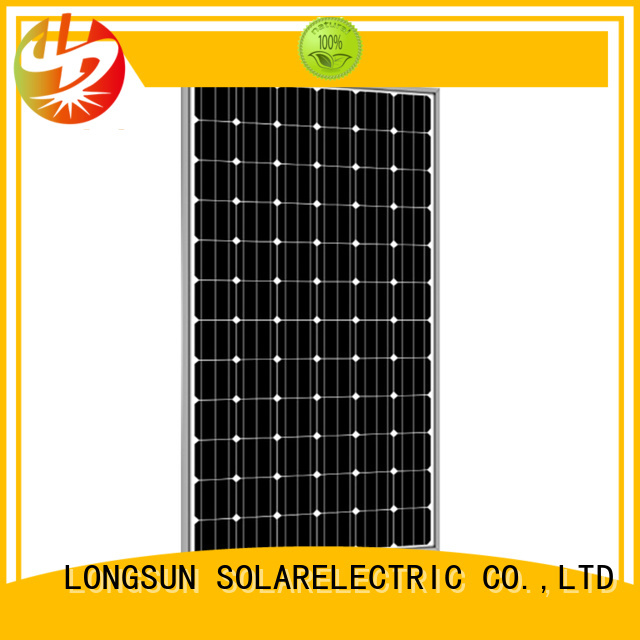 widely used highest rated solar panels 270w overseas market for meteorological