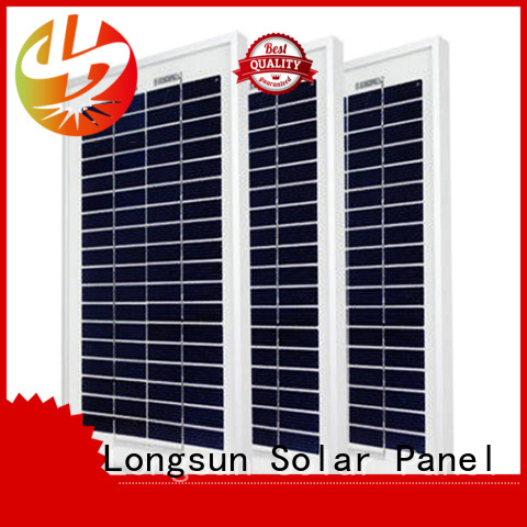 high-quality polycrystalline solar panel panels supplier for solar street lights