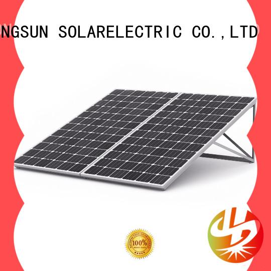 Longsun widely used highest watt solar panel vendor for lamp power supply