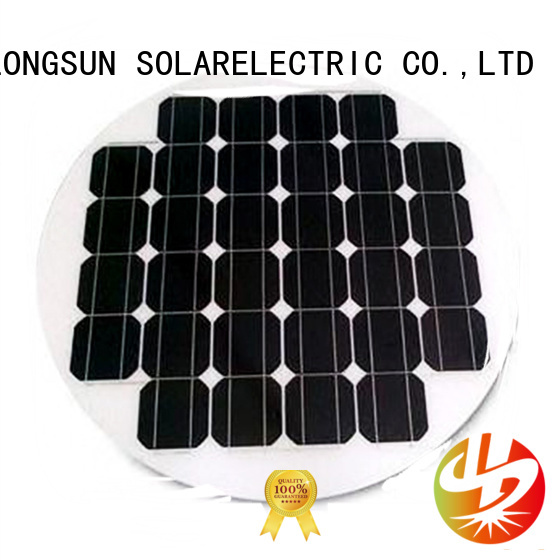 widely used round solar panels panel dropshipping for other Solar applications