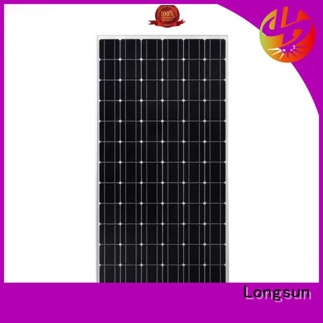 270w commercial solar panels 280w for lamp power supply Longsun