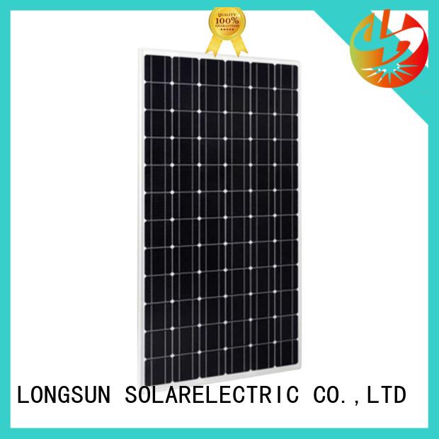 Longsun reliable highest rated solar panels supplier for petroleum