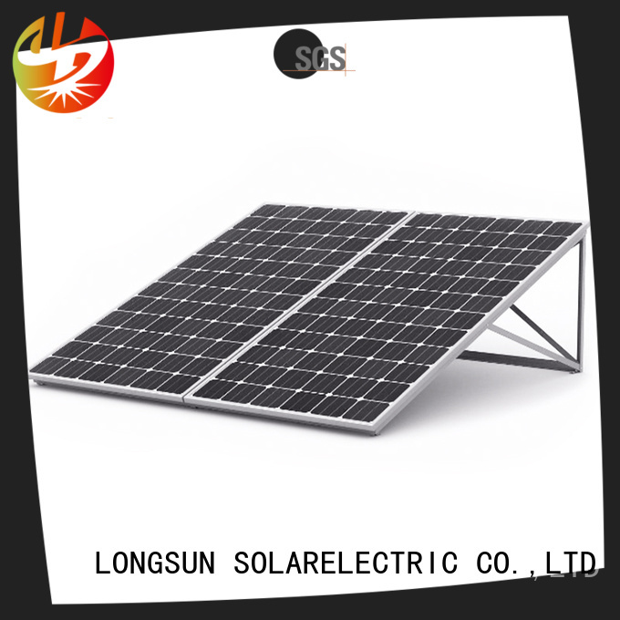 mono high quality solar panel series for petroleum Longsun