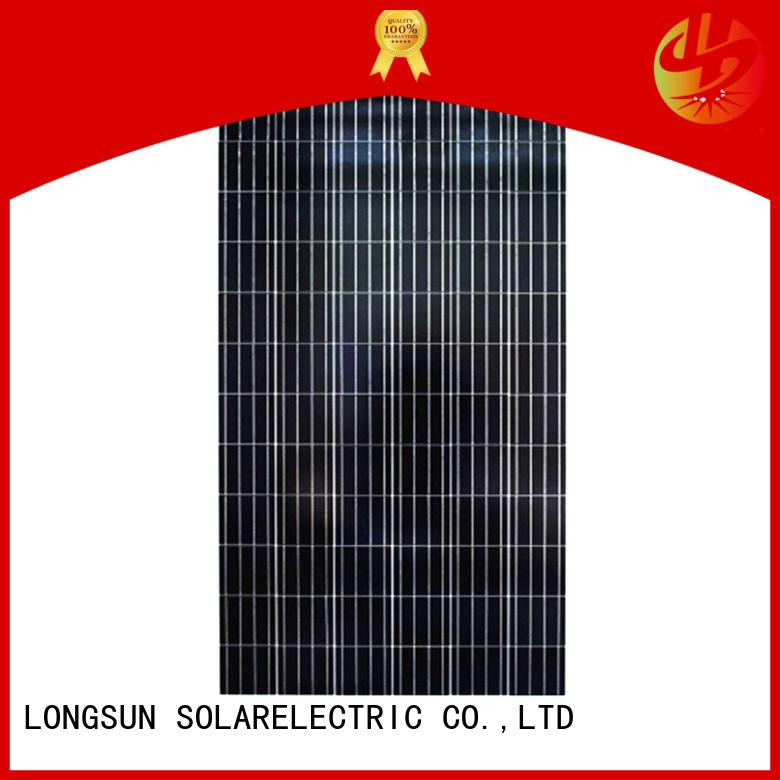Longsun watt polycrystalline solar module directly sale for solar lawn lights