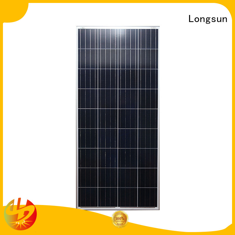 Longsun efficiency sunpower module directly sale for aerospace
