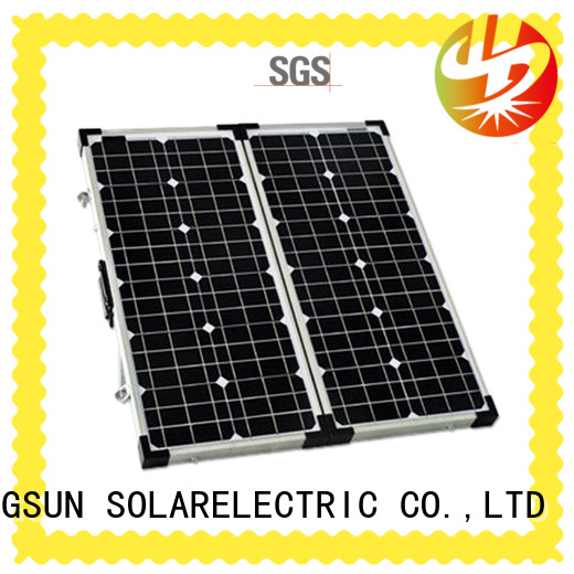 Longsun eco-friendly solar panel manufacturers directly sale for caravaning