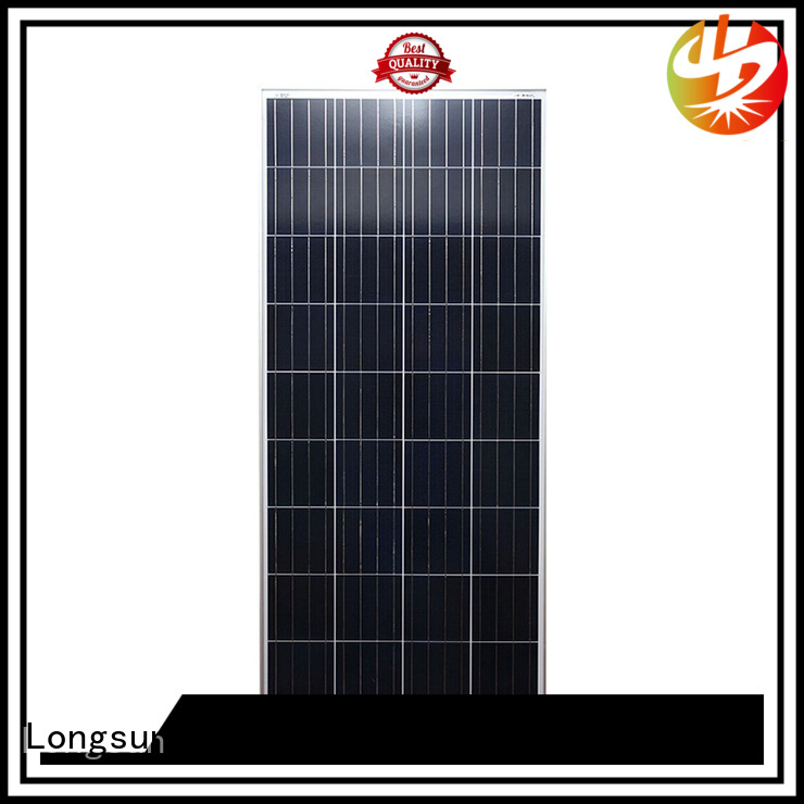 Longsun pv solar module suppliers dropshipping for communications