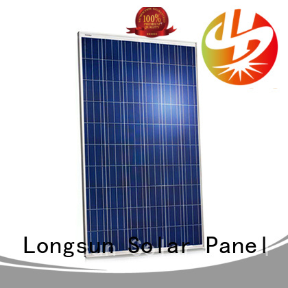 competitive price high capacity solar panels panels manufacturer for traffic field