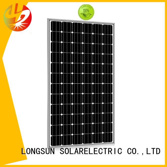 Longsun professional high tech solar panels marketing for traffic field