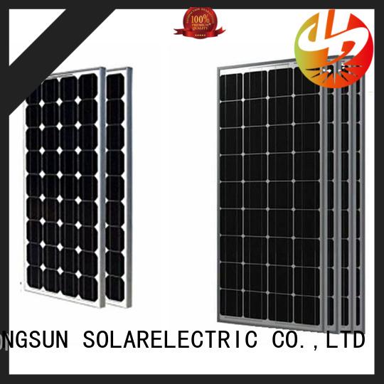 Longsun online highest rated solar panels factory price for traffic field