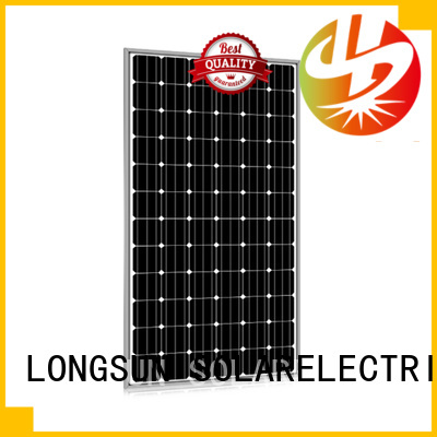 Longsun panels highest watt solar panel customized for marine