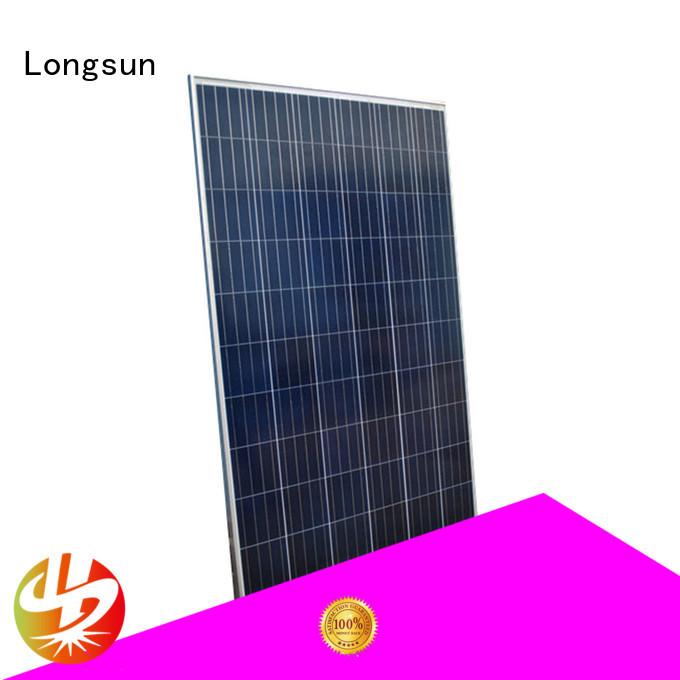 Longsun online best solar panel company factory price for petroleum