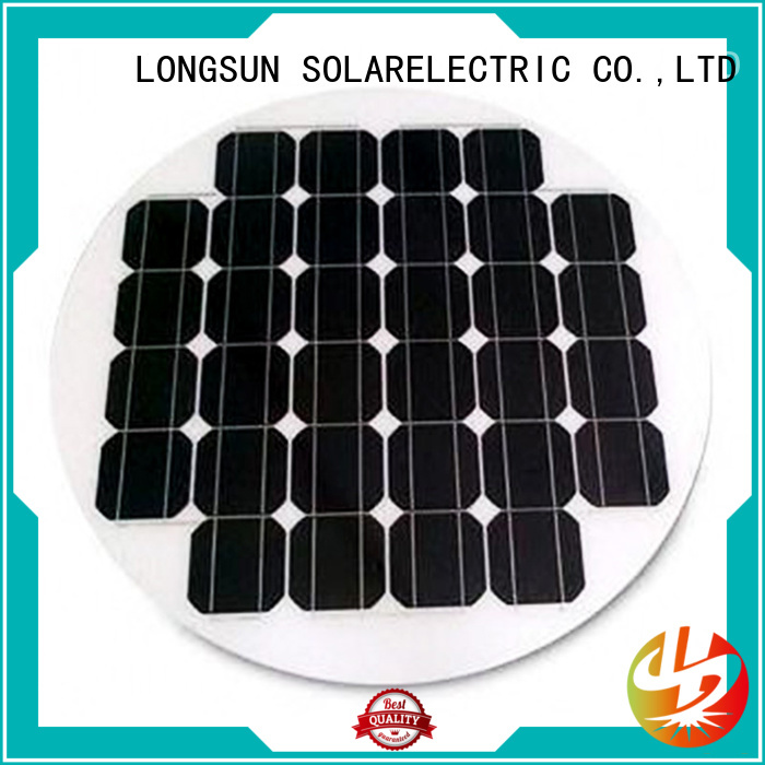 Longsun durable new solar panels manufacturer for Solar lights