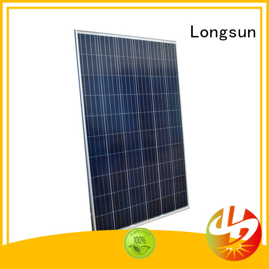 panel high watt solar panel factory price for marine Longsun