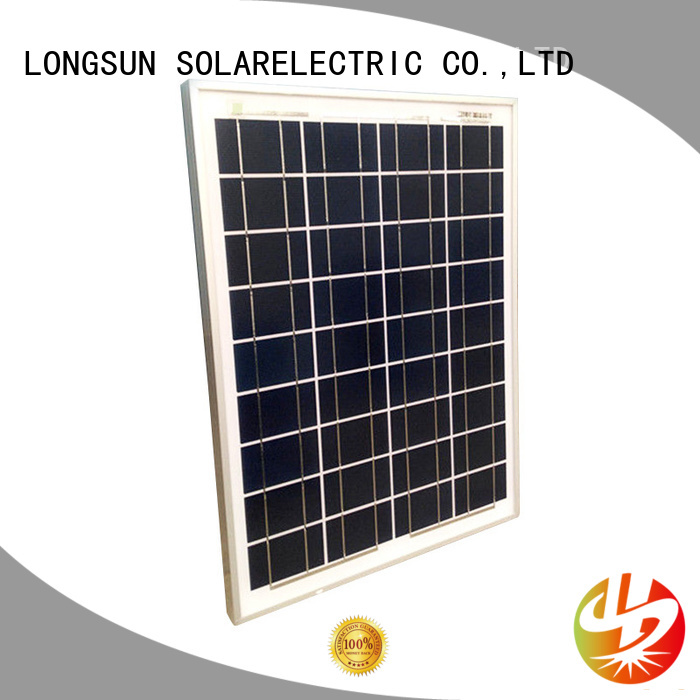 natural polycrystalline solar module efficiency wholesale for solar street lights