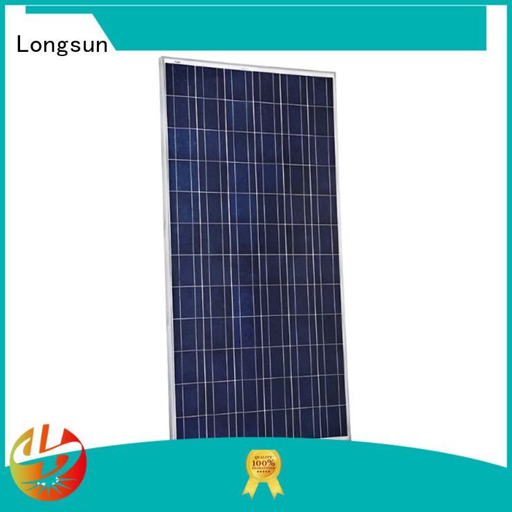 widely used high tech solar panels 340w supplier for lamp power supply