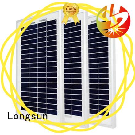 Longsun polycrystallinesolar polycrystalline solar module order now for solar lawn lights