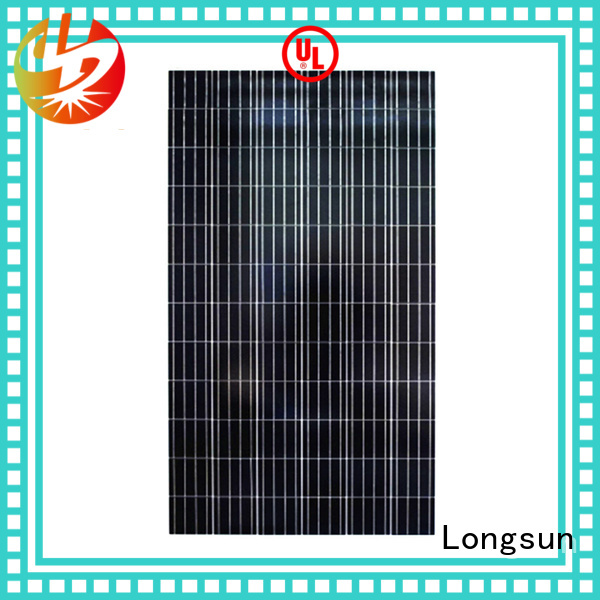 panels lightweight solar panels dropshipping for solar power generation systems Longsun