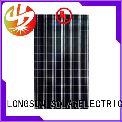 Longsun natural poly solar module dropshipping for solar lawn lights
