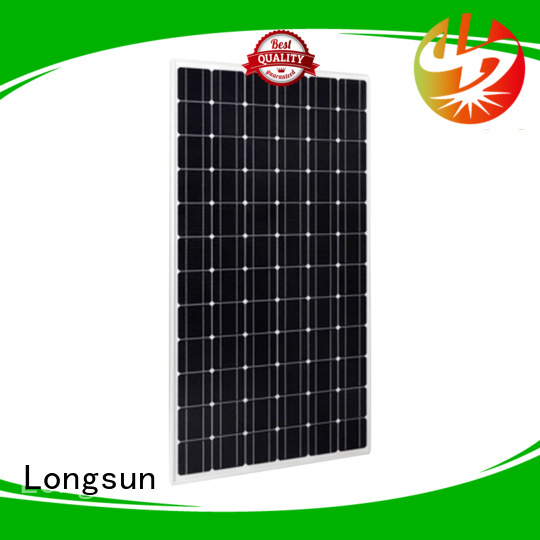 Longsun 285w highest rated solar panels factory price for communication field