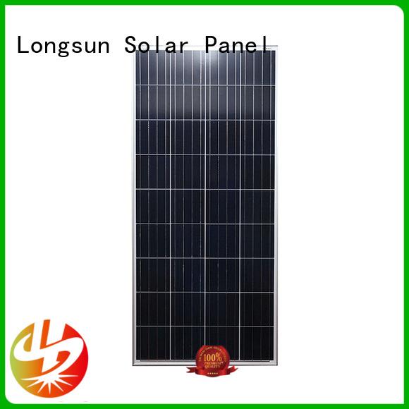 Longsun 305w polycrystalline solar cells series for solar lawn lights