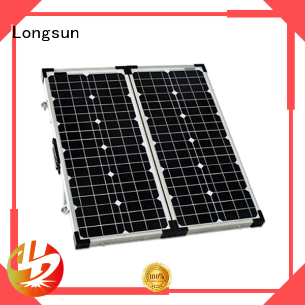Longsun effeciency solar panels dropshipping for 4WD