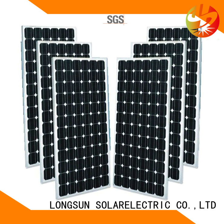 250wp mono solar module producer for space