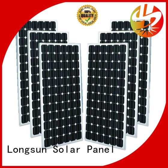 waterproof monocrystalline solar cell module wholesale for space