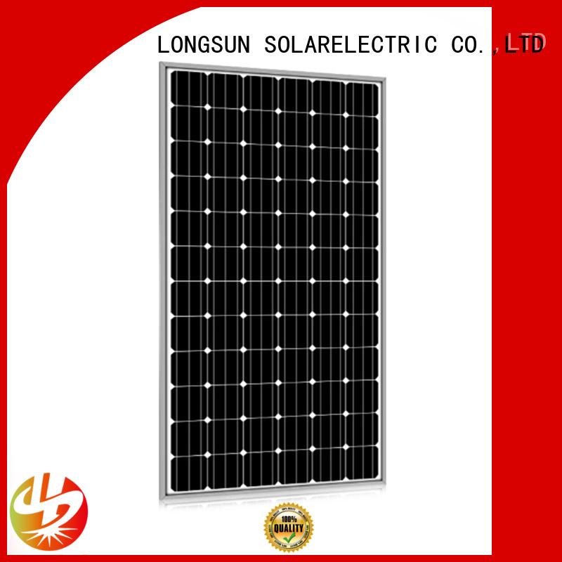 280w highest watt solar panel solar for powerless area Longsun