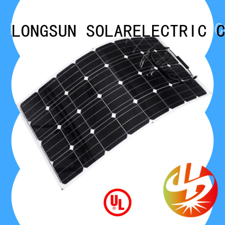 Longsun panel panel solar flexible dropshipping for boats