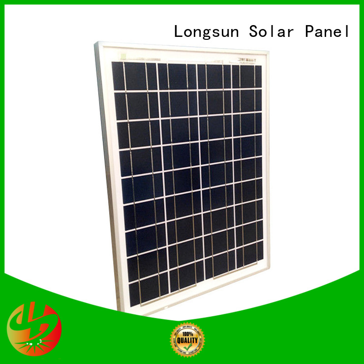 solar cell panel 12 for solar lawn lights Longsun