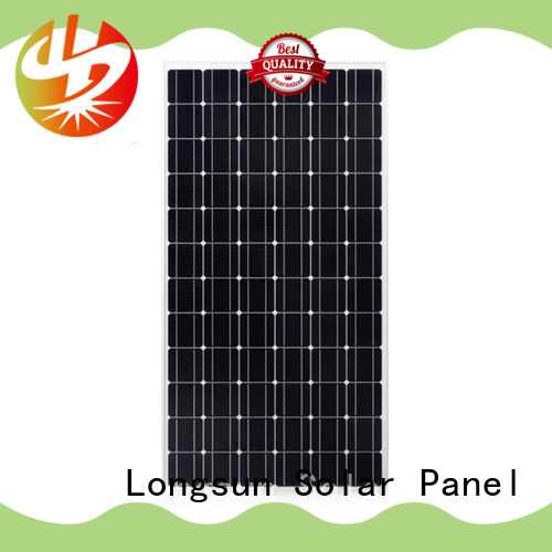 Longsun solar monocrystalline solar module dropshipping for space