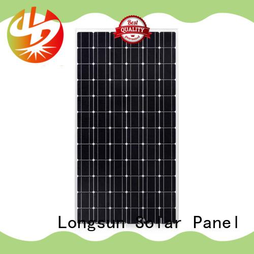 Longsun solar monocrystalline solar module dropshipping for space