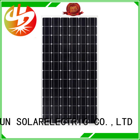 waterproof monocrystalline solar module factory price for space