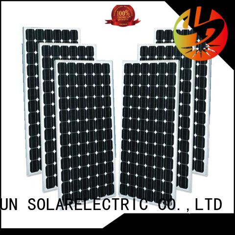 Longsun 300wpmono monocrystalline solar cell overseas market for space