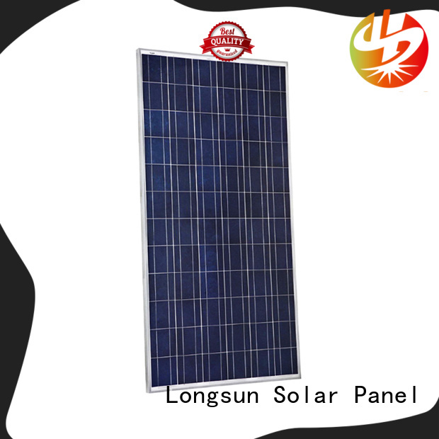 Longsun panels high output solar panel customized for lamp power supply