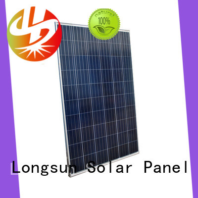 Longsun reliable high power solar panels supplier for petroleum