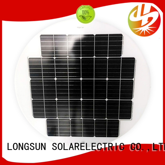 Longsun UV resistant new solar panels dropshipping for other Solar applications