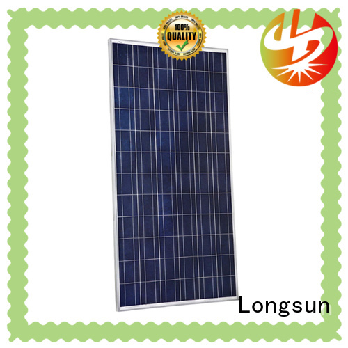 reliable high capacity solar panels 320w customized for marine