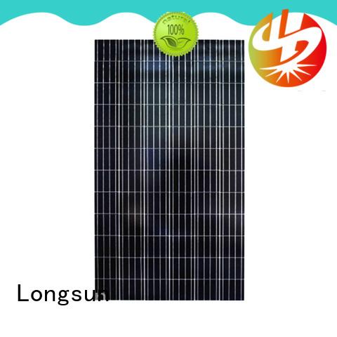 Longsun panel poly solar panel series for communications
