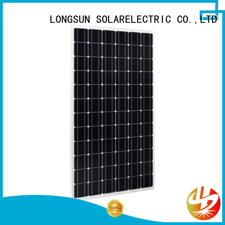 durable solar panel manufacturers mono customized for photovoltaic power station