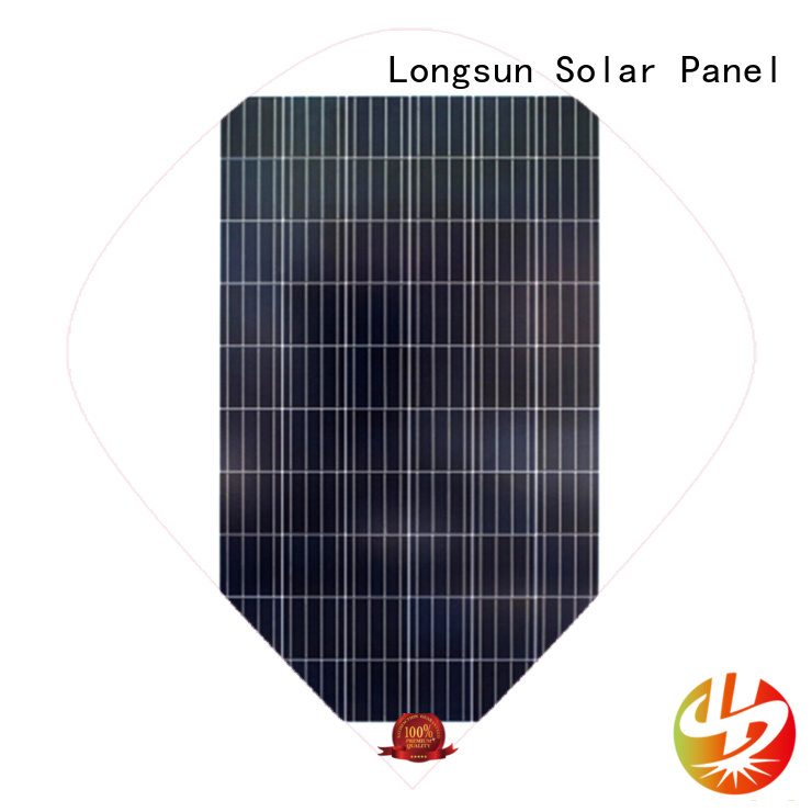 Longsun photovoltaic solar pv modules manufacturers directly sale for aerospace