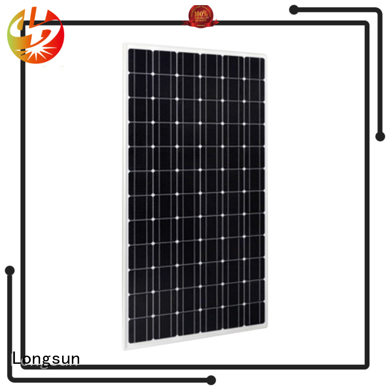 durable powerful solar panels mono overseas market for traffic field