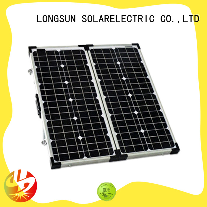 Longsun widely used solar panel manufacturers wholesale for 4WD