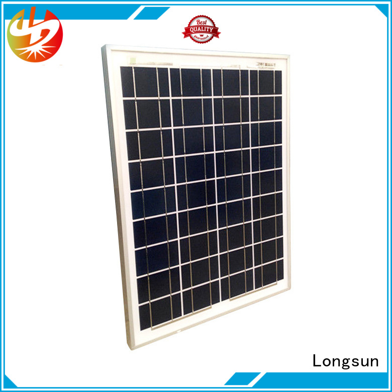 high-quality poly solar panel 20w series for solar power generation systems