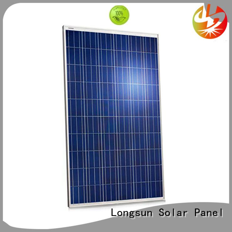Longsun mono powerful solar panels marketing for lamp power supply