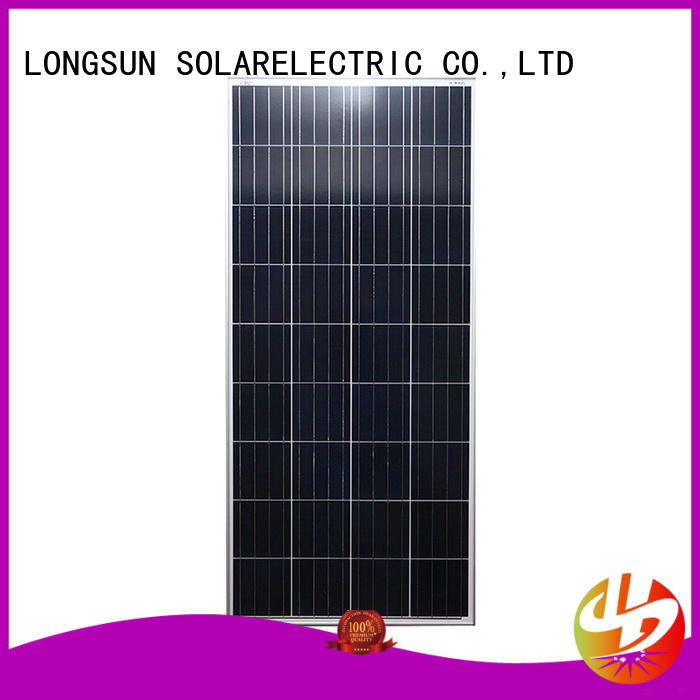 Longsun panel  solar cell panel order now for solar power generation systems