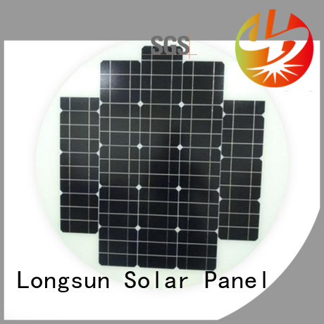 street best solar panel company customized for other Solar applications Longsun