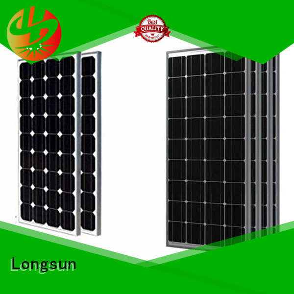 Longsun widely used solar power panels series for petroleum